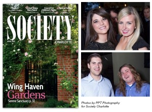 Society Charlotte cover and photos